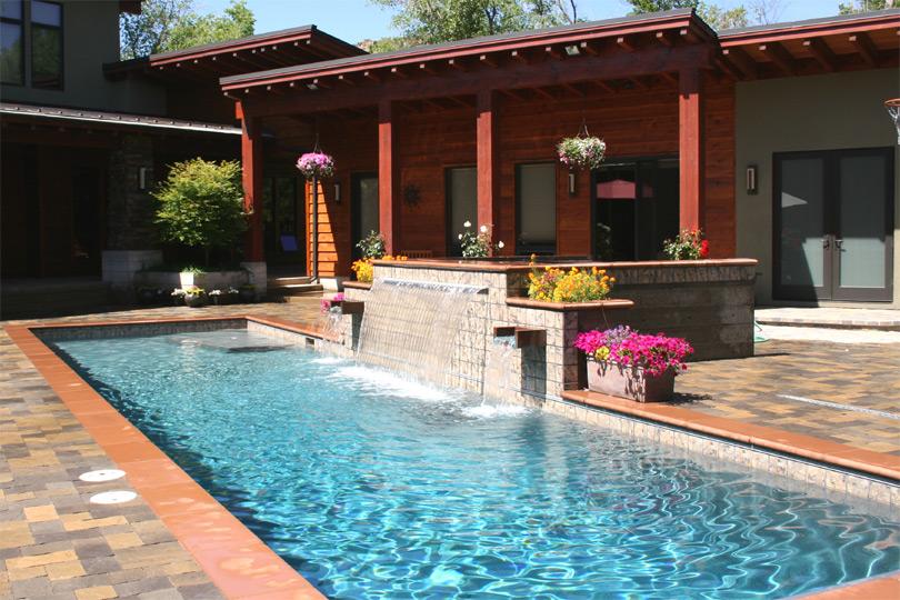 Custom Pools - Reno, Lake Tahoe, Carson City | Robert Allen ...