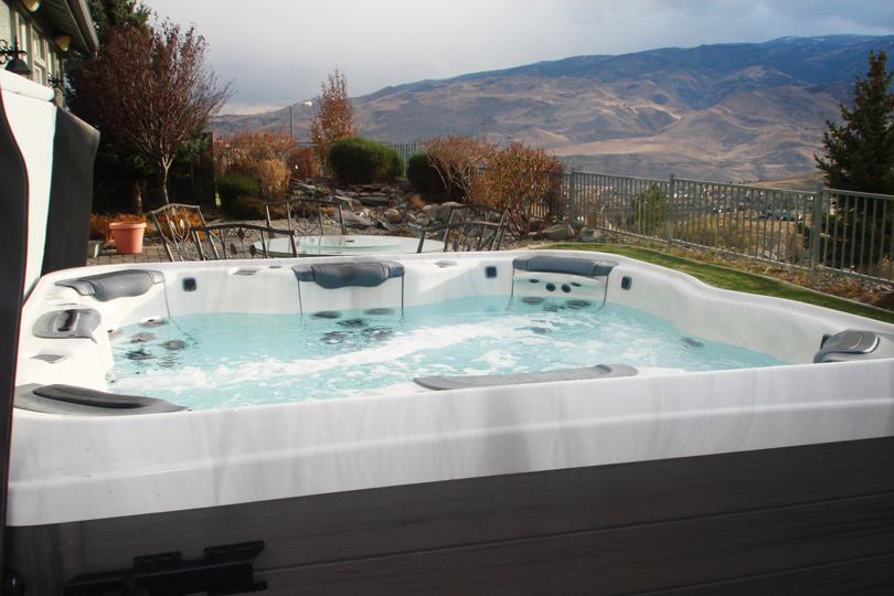 Bullfrog Spas & Hot Tubs (Portable) - Reno, Lake Tahoe ...