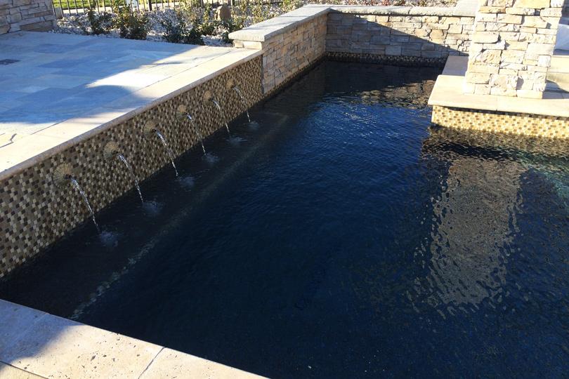 Custom Water Features Fountains In Reno Robert Allen Pools Spas